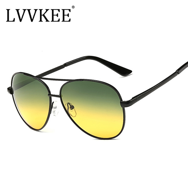 399ddaa886 2018 Luxury Brands Classi Day Night Vision Polarized Mens Driver Mirror  bsunglasses Top quality Wholesale uv400