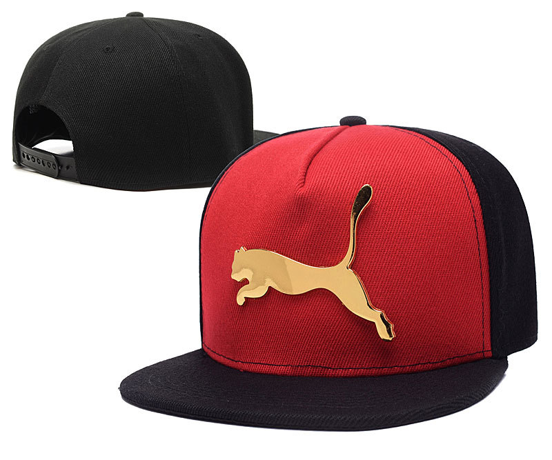 e21b7239347 2015 brand fashion panel Pumas baseball hat Snapback Hip-hop cap Sports Men  women Snapback Hat