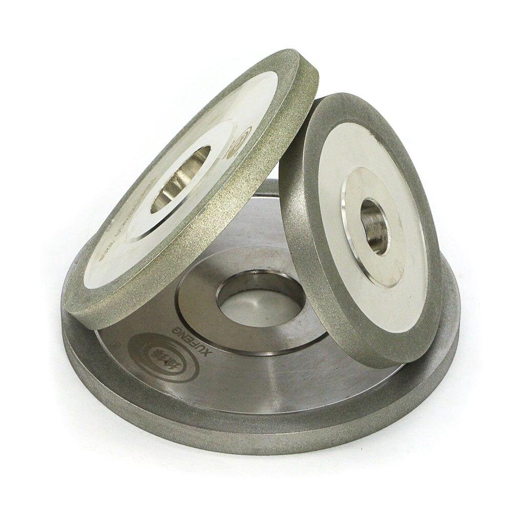 1A1 plokščios formos, deimantu dengtas abrazyvinis ratų šlifavimo - Abrazyviniai įrankiai - Nuotrauka 3