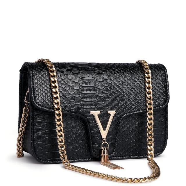 2018 Handbags Women Famous Brand Designer Women Messenger Bags Fashion Female Shoulder Bag Brand Ladies Tote Chain Crossbody Bag