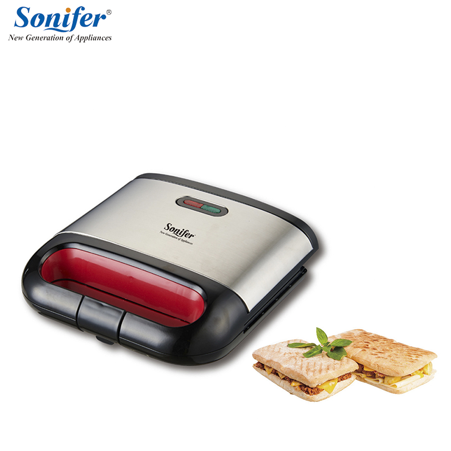 Multifunction Household Electric Sandwich Maker Electric Sandwich Iron Machine Bubble Egg Cake Oven Breakfast Machine Sonifer 220v original colorful electric sandwich maker electric sandwich iron machine bubble egg cake oven breakfast machine sonifer