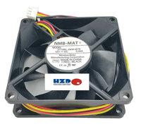 NMB 3110RL 04W B79 F02 DC12V 0.44A 80*80*25MM 8CM Alarm Signal cooling fan
