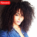 Medium Long Curly  Wigs For Black Women Natural Black Curly Hair Synthetic Wigs Afro Kinky Curly Wigs queen Hair Products Peruca