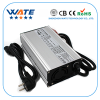 29.2 V 20A Şarj 8 S 24 V LiFePO4 pil şarj cihazı ebike için denge EV pil şarj cihazı Alüminyum kabuk