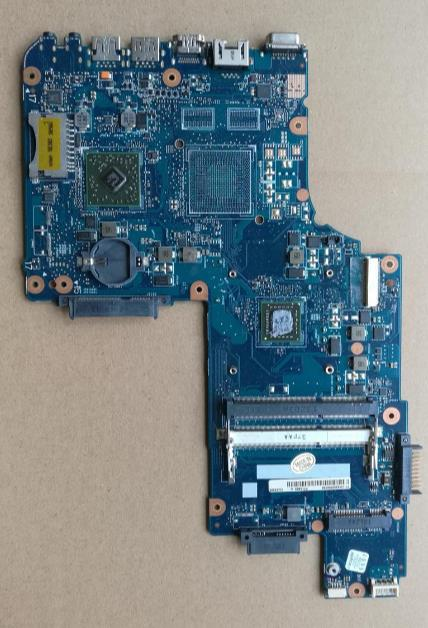 satellite C50 laptop motherboard H000062150 15 inch With E1200 CPU DDR3 Full test цена и фото