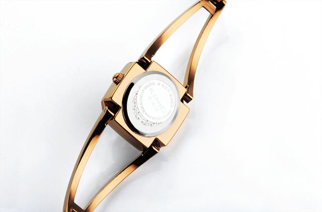 KIMIO Luxury Stainless Steel Women's Quartz  Watch Waterproof