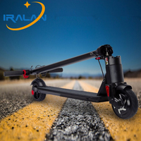 IRALAN I8 Manillar Hoverboard Two Wheels Electric Scooter For Kids Adults With Expandable Electric Skateboard 15KM