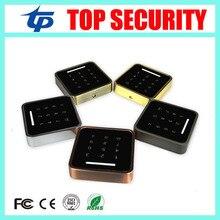 Touch waterproof screen 125KHZ RFID card access control reader standalone single door access controller smart card reader