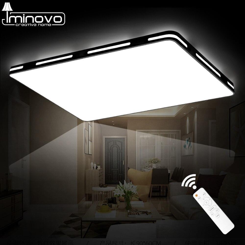 Levou Painel De Luz De Teto L Mpada Moderna Sala De Estar Redonda  -> Ligar Sala E Cozinha