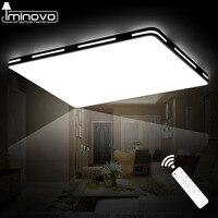 LED Ceiling Light Modern Lamp Panel Living Room Round Lighting Fixture Bedroom Kitchen Hall Surface Mount