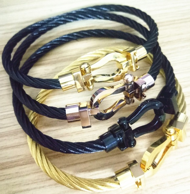 Bracelet fred homme or rose