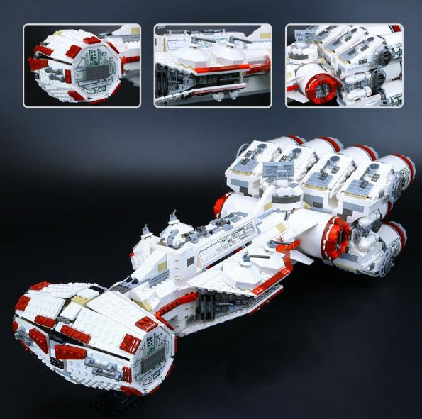 Lepin 05046 Star Series War New 1748Pcs The Star Blockade Set Runner Building Blcoks Bricks The Tantive Toys IV 10019 herbert george wells the war of the worlds