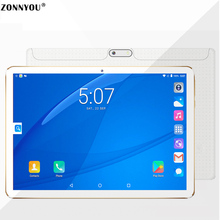 10.1-inch Tablet PC 4GB/32GB Android 7.0 3G Phone Call Dual SIM Card Octa Core Wi-fi Bluetooth GPS Tablets PC 9.6 (Russia