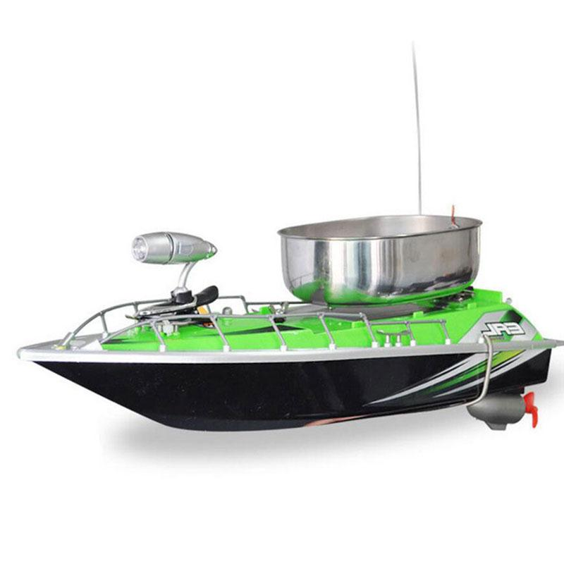 Mini Fast Electric Fishing Bait Boat 300m Remote Control 500g Lure Fish Finder Feeder Boat USB Rechargeable цена и фото