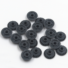 Self-Locking Bricks free creation of toy Technic CONE WHEEL Z20 DIA4.85 20Pcs compatible with Lego