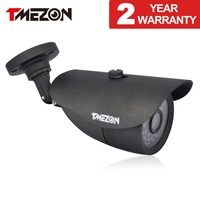 Tmezon 1200TVL 1 3 CMOS 42Leds Infrared Led Night Vision 100ft IR Cut Day Night CCTV