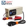 Nueva Llegada VGATE Inteligente Completamente Automático 12 V 5A Cargador de Batería de Plomo Ácido con Compensación de Temperatura MXS 5.0
