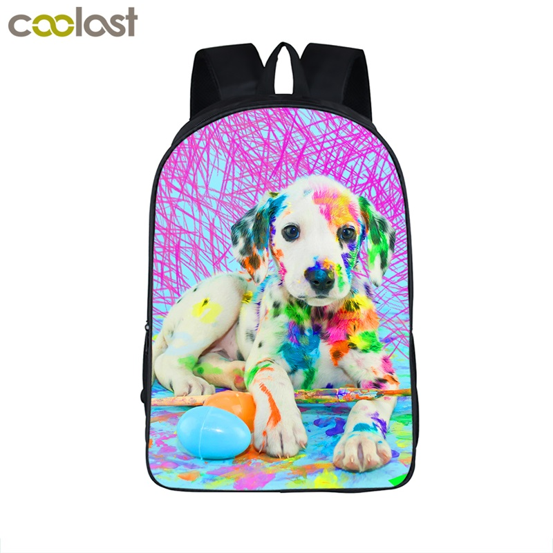 Rottweiler Bag Zoo Backpack for Teenagers kawaii Rose Toddler School Bags for Girls Boys Pet Dog Baby Backpack Children Book Bag zoo animal sweetheart backpack toddler pouch non woven string shoe shourlder school bag for boy and girls birthday party gift