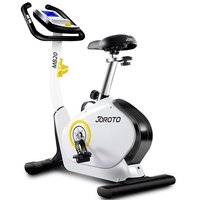 Fitness Upright Indoor Exercise Bike JOROTO MB20 Cardio Fitness Cycling Machine Home Stationary Trainer With Pulse