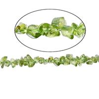 Grade A Peridot Natural Loose Beads Irregular Olive Green About 10mmx5mm Hole About 0 3mm