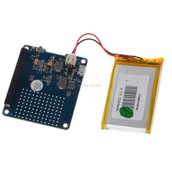 UPS HAT Board Module 2500mAh Lithium Battery For Raspberry Pi 3 Model B/Pi 2B/B+/A+ Dropship - DISCOUNT ITEM  30 OFF Electronic Components & Supplies