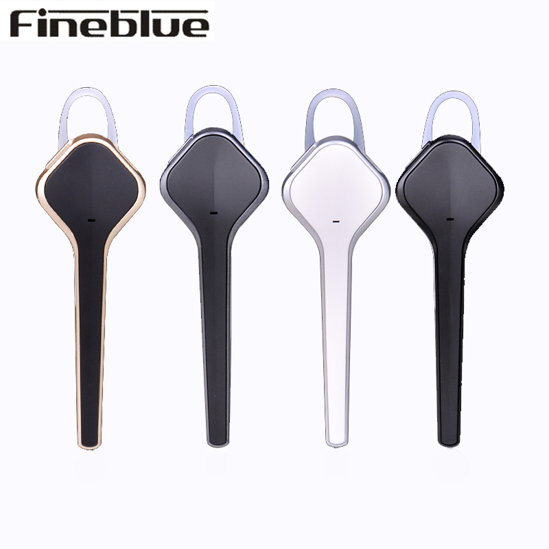 Fineblue Bluetooth Headset Handsfree Auriculares Wireless 4.1 wireless headphones earpho ...