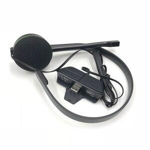 Image 5 - Auriculares de Chat con cable para jugadores cascos con micrófono para Xbox One, para Microsoft XBOX ONE S