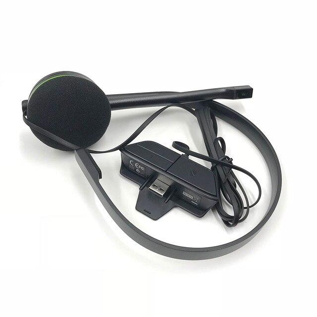 Casque de jeu de Chat filaire noir Original casque découte de Gamer avec micro pour Xbox One pour Microsoft XBOX ONE version S