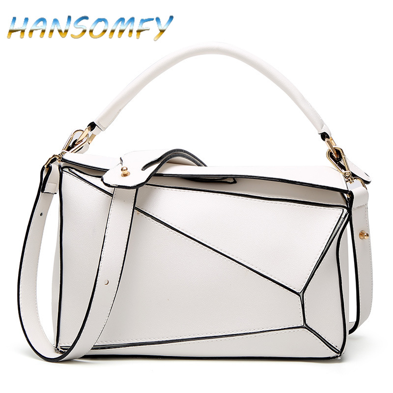 HANSOMFY 2019 brand new fashion women tote bag with a pillow bag high quality PU handbag solid shoulder messenger bags MX-29HANSOMFY 2019 brand new fashion women tote bag with a pillow bag high quality PU handbag solid shoulder messenger bags MX-29