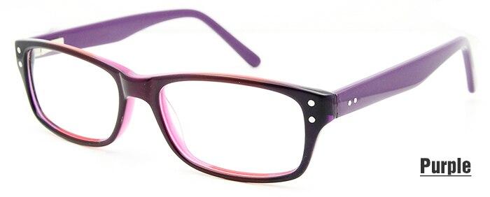Glasses Framespurple