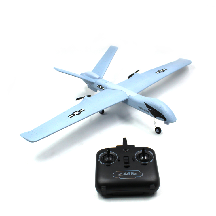20 Mins Remote Control Airplane, 3 Channel RC Airplane Aircraft Built in 6 Axis Gyro System Super Easy to Fly RTF macfree b 17 b17 rc airplane brushed 2 4ghz 6ch built in 6 axis gyro fixed wing 740mm wingspan airplane rtf