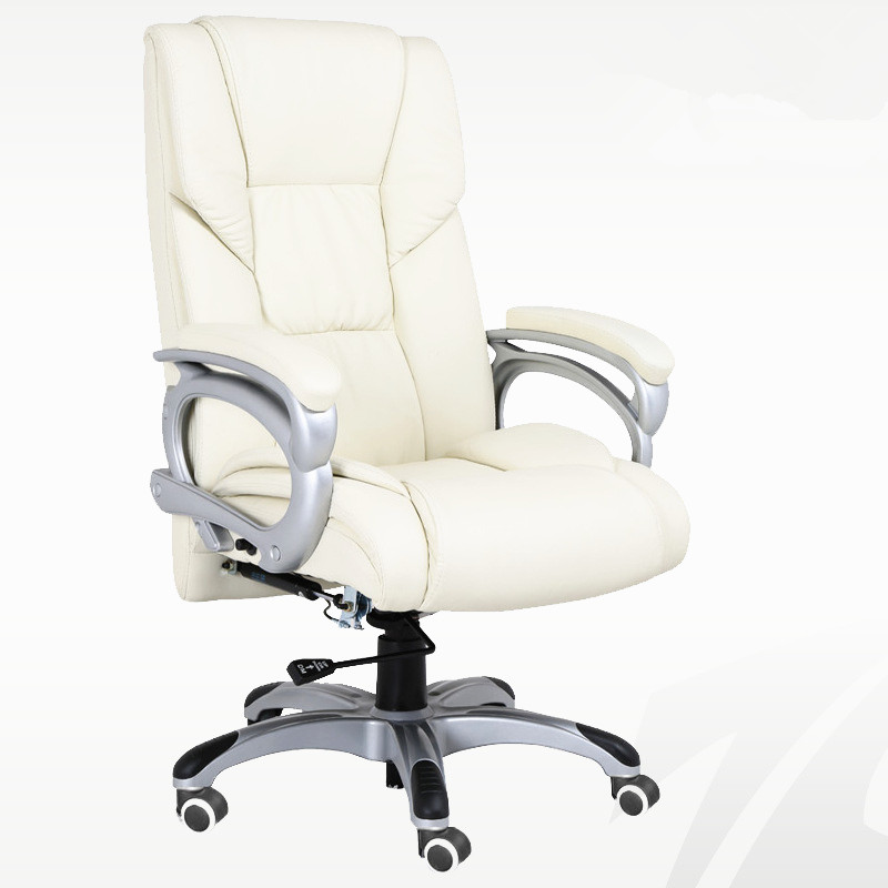 High Quality Ergonomic Executive Office Chair Footrest Lying Lifting Swivel Computer Chair bureaustoel ergonomisch sedie ufficio 240337 ergonomic chair quality pu wheel household office chair computer chair 3d thick cushion high breathable mesh