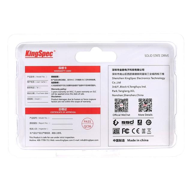 42*22mm fino NGF M.2 SATA kingspec ssd de 512GB Drive de Estado Sólido para Thinkpad E531 E431 X240 s3 S5 T440S T440 T440P