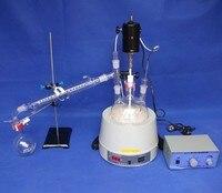 Laboratory decompression distillation unit, purification device 250ml/500ml/1000ml/2000ml