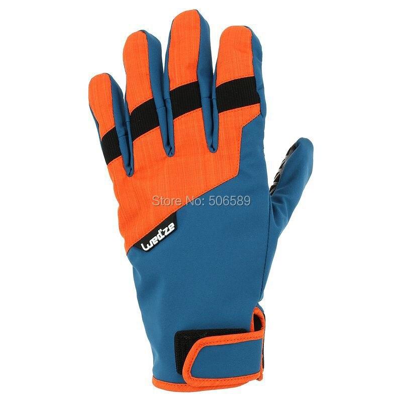 Envío libre del esquí guantes a prueba de agua caliente mantener easy wear frees