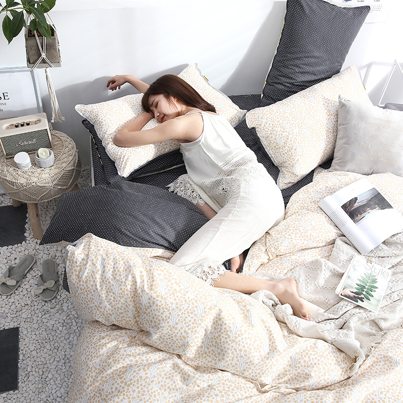 New in spring.The Spring New Comfort Soft  Bed Four-pieceNew in spring.The Spring New Comfort Soft  Bed Four-piece