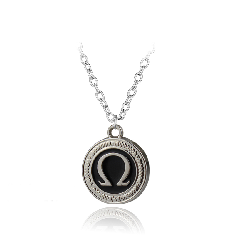 Popular Game God Of War Pendant Necklace High Quality Personality Jewelry Christmas Gift for Women Men Birthday Jewelry