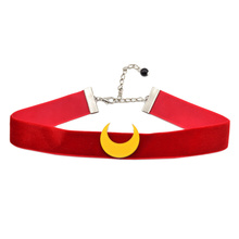 Sailor Moon Velvet Choker