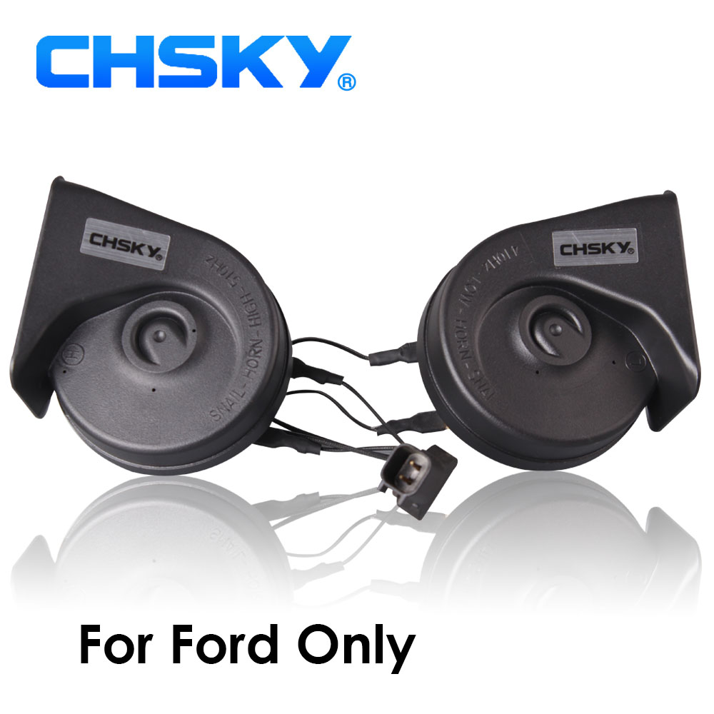 Ford Explorer Horn Location