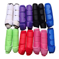 Top Quality Riding Equitation Cheval Paardensport Horse Riding Harness Leg Protector Equestrian Care Legging Brace T
