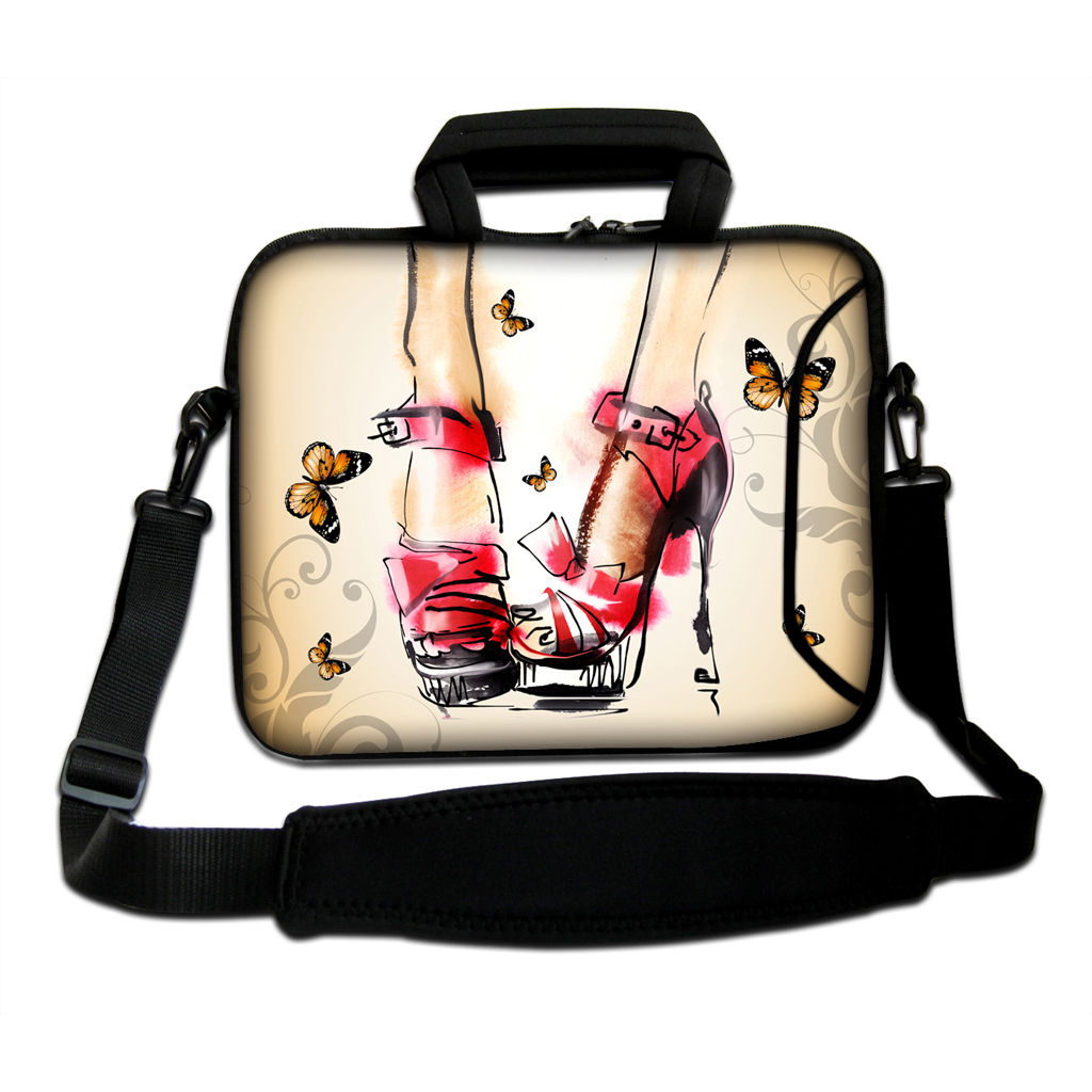 Notebook Messenger Bags Computer Shoulder Bag For Apple iPad Pro Lenovo Chuwi 10 12 13 14 15.6 17 Netbook Tablet 10.1 Briefcase