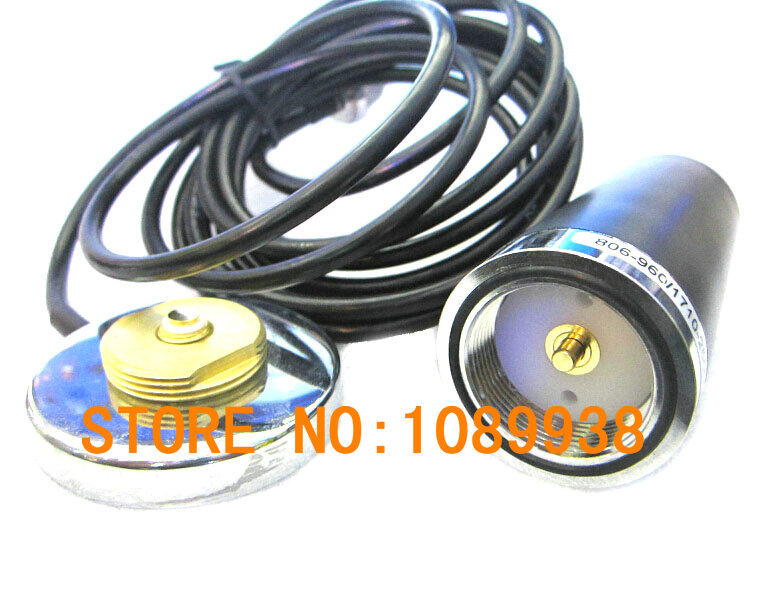 1 pièce antenne GSM/3g/4g lte antenne 4G 35dbi 698-960/1700-2700 Mhz avec base magnétique N-JJ RG58 3 M