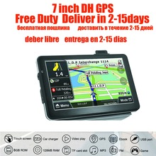 Oriana 2017 new 7 inch gps navigation TRUCK Navigator gps 800MHZ FM 8GB DDR 128M New Maps Russia Belarus Kazakhstan Europe USA cheap 800x480 MP3 MP4 Players FM Transmitter Touch Screen Vehicle GPS Units Equipment v 912s 128MB HD Capacitive screen or Resistive screen