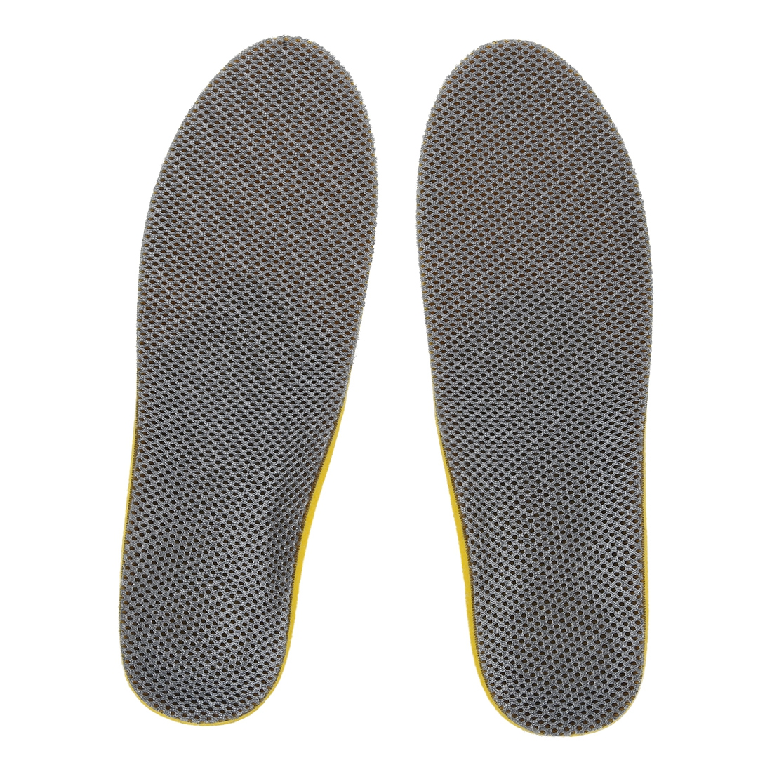 ABDB Comfortable Orthotic Shoes Insoles Inserts High Arch Support Pad L