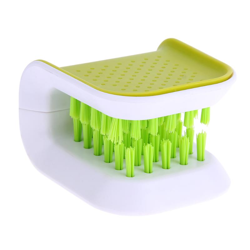 Kitchen Cleaning Brushes Bendable Hand-held Cleaning Brush Rust Remover Clean Washing Tool Toilet Lavabo Pot Dishes