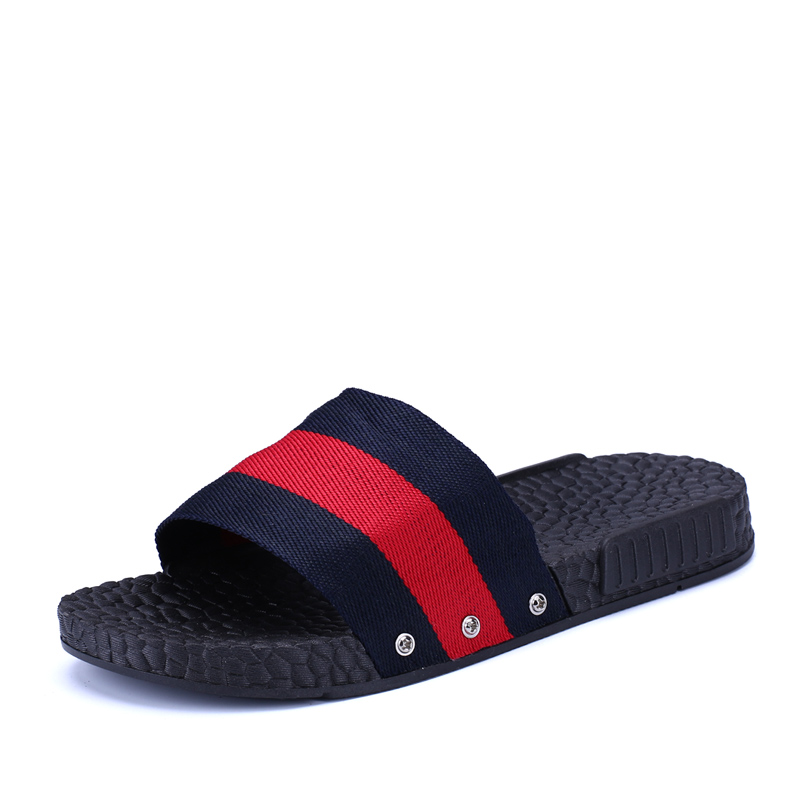GodErlang Mens Slippers Male Beach Shoes Summer Slippers Shoes for Men Outdoor Slippers Flip Flop Cool Summer Shoes 2018 New