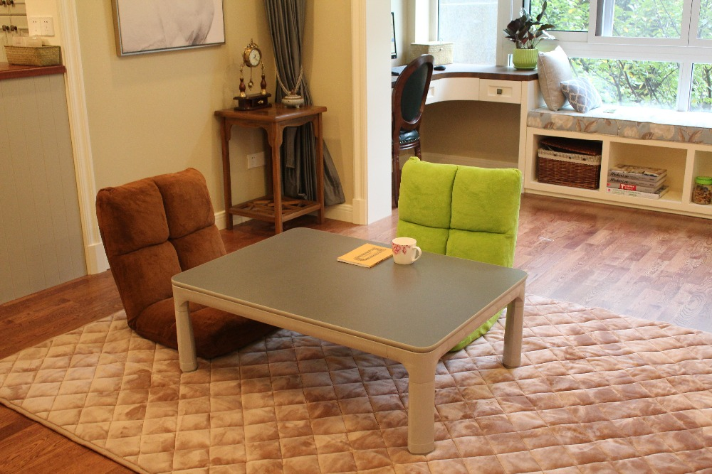 Home Furniture Living Room Japanese Kotatsu Table Folding