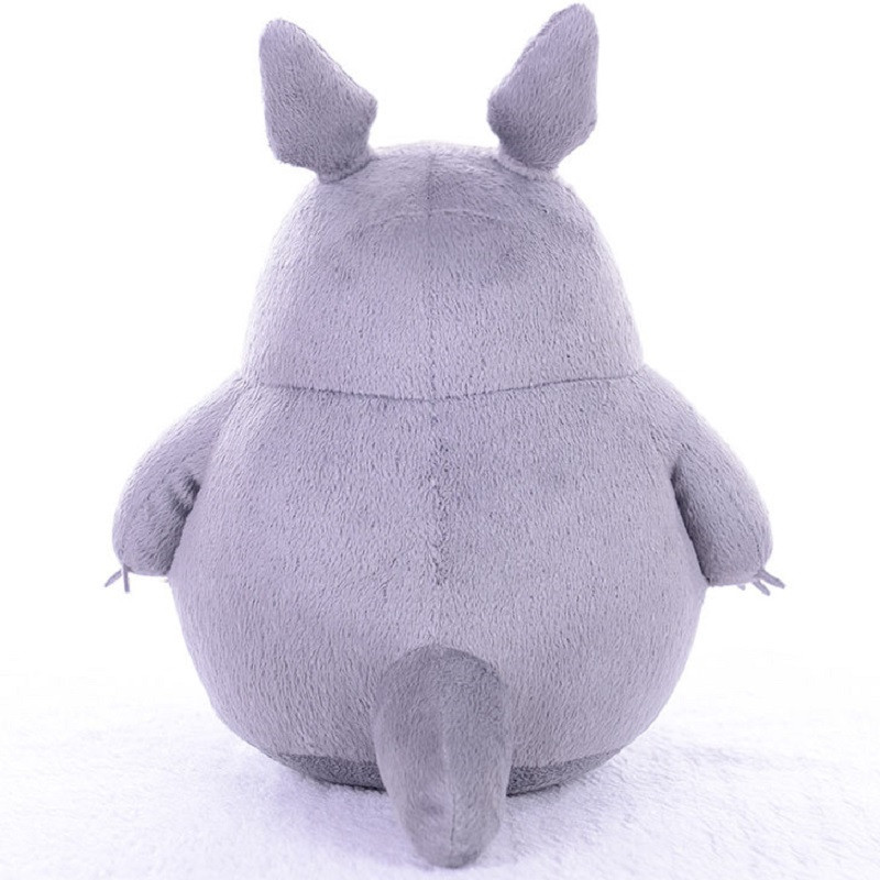Image 3 - Totoro Plush Toys Soft Stuffed Animal Cartoon Pillow Cushion Cute Fat Cat Chinchillas Children Birthday Christmas Gift-in Stuffed & Plush Animals from Toys & Hobbies