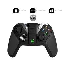 G4S Sem Fio Bluetooth 2.4 Ghz Wireless Controller Gamepad Joypad Joystick para Jogos de CAIXA de TV Android Smartphone Tablet PC VR