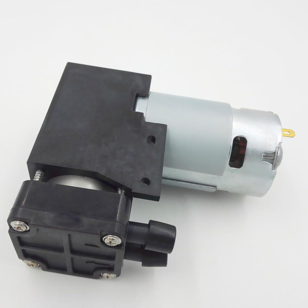 25l M Electric Brush Dc Motor Pressure Piston Pump